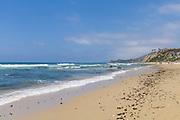 USA, California, Dana Point.  The Pacific Ocean off the coast of California.