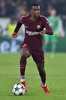 Nelson Semedo Barcelona <br /> Torino 22-11-2017 Allianz Stadium Champions League 2017/2018 Group D Juventus - Barcelona  Foto Andrea Staccioli / Insidefoto