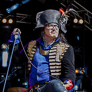Adam Ant at Camp Bestival 2012