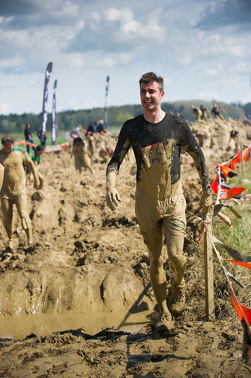 Tough Mudder - May 2012 - Northamptonshire - Mud Mile - Warren Pole