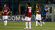 "Adriano celebrates scoring. Milano 15/2/2009 Stadio ""Giuseppe Meazza"".Campionato Italiano Serie A.Inter Milan."