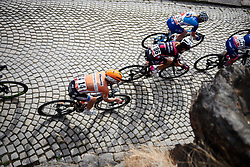 Megan Guarnier (USA) at Ladies Tour of Norway 2018 Stage 3. A 154 km road race from Svinesund to Halden, Norway on August 19, 2018. Photo by Sean Robinson/velofocus.com