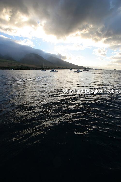 Lahaina Harbor<br />