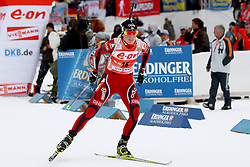 10.12.2011, Biathlonzentrum, Hochfilzen, AUT, E.ON IBU Weltcup, 2. Biathlon, Hochfilzen, Verfolgung Damen, im Bild Berger Tora (NOR) // during E.ON IBU World Cup 2th Biathlon, Hochfilzen, Austria on 2011/12/10. EXPA Pictures © 2011. EXPA Pictures © 2011, PhotoCredit: EXPA/ nph/ Straubmeier..***** ATTENTION - OUT OF GER, CRO *****