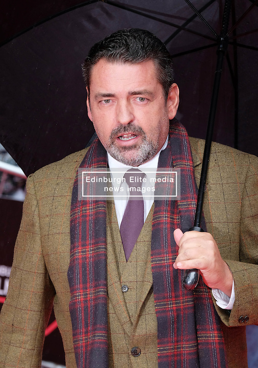 "Edinburgh International Film Festival, Sunday 26th June 2016<br /> <br /> Stars turn up on the closing night gala red carpet for the World Premiere of ""Whisky Galore!""  at the Edinburgh International Film Festival 2016<br /> <br /> Angus Macfadyen<br /> <br /> (c) Alex Todd | Edinburgh Elite media"