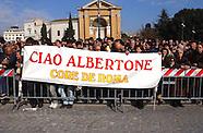 Funerali Alberto Sordi