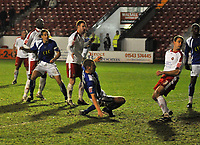 Photo: Tony Oudot/Richard Lane Photography. Walsall v Milwall. Coca-Cola Football League One. 13/12/2008. <br /> Andrew Frampton of Millwall scores a last minute winning goal