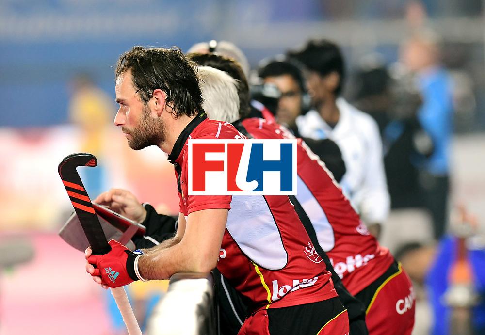 Odisha Men's Hockey World League Final Bhubaneswar 2017<br /> Match id:13<br /> Belgium v India<br /> Foto: <br /> COPYRIGHT WORLDSPORTPICS FRANK UIJLENBROEK