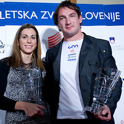 20081115: Athletics - Best Slovenian athletes of the year