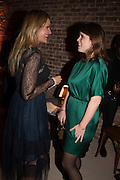 MAGDALENA GABRIEL; PRINCESS EUGENIE OF YORK; , Serpentine Gallery and Harrods host the Future Contempories Party 2016. Serpentine Sackler Gallery. London. 20 February 2016