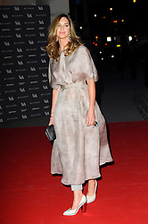Trinny Woodall attends the preview of The Glamour of Italian Fashion exhibition at Victoria & Albert Museum, London, United Kingdom. Tuesday, 1st April 2014. Picture by Chris Joseph / i-Images