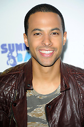 Capital Summertime Ball<br /> Marvin Humes during photocall ahead of performing at the Capital Summertime Ball, Wembley Stadium,<br /> London, United Kingdom<br /> Sunday, 9th June 2013<br /> Picture by Chris  Joseph / i-Images