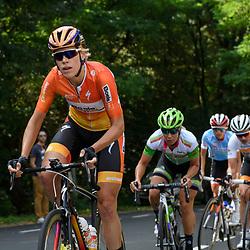 01-09-2016: Wielrennen: Ladies Tour: Sittard<br /> SITTARD (NED) wielrennen: Ellen van Dijk
