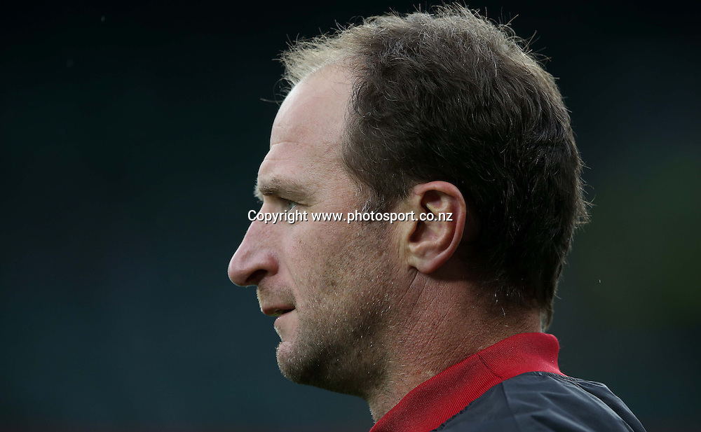 Autumn International, Twickenham, London 8/11/2014  <br /> England vs New Zealand All Blacks<br /> Skills coach Mike Catt<br /> Mandatory Credit &copy;Photosport/INPHO/James Crombie