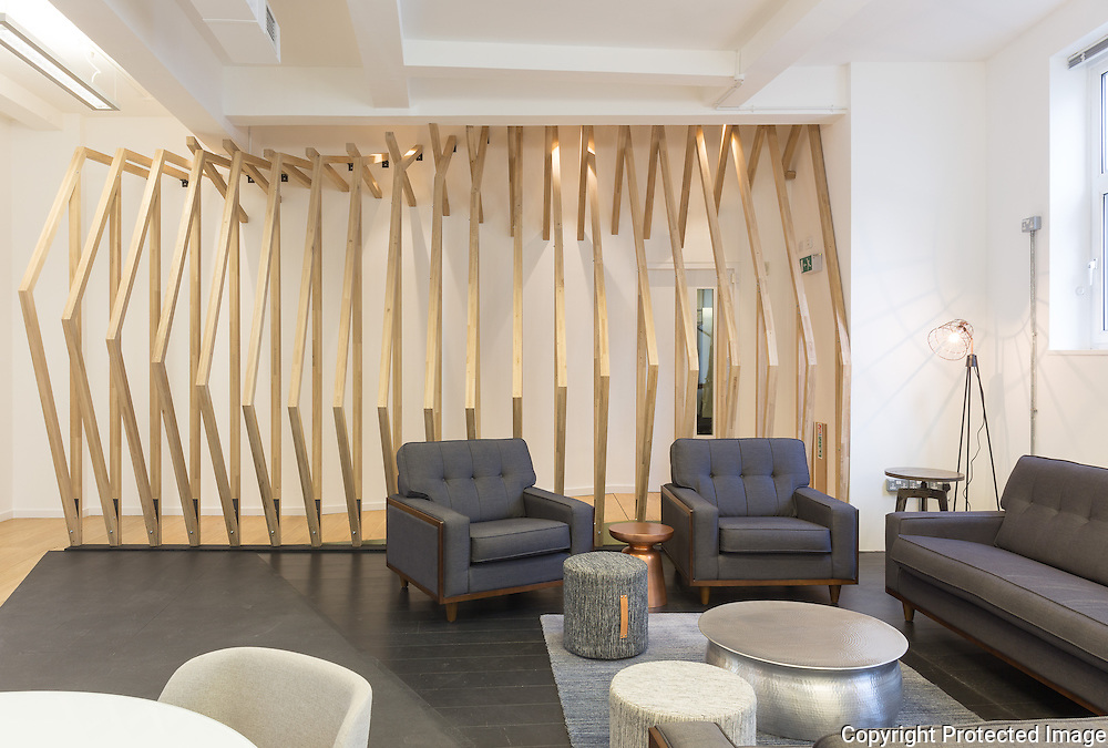 Head fit-out and interiors by Design Haus Liberty, London