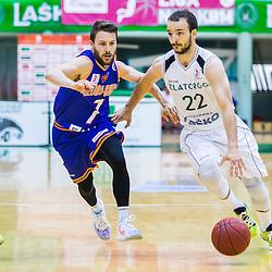 20160529: SLO, Basketball - Nova KBM Slovenian Champions League Final, KK Zlatorog vs KK Helios Suns