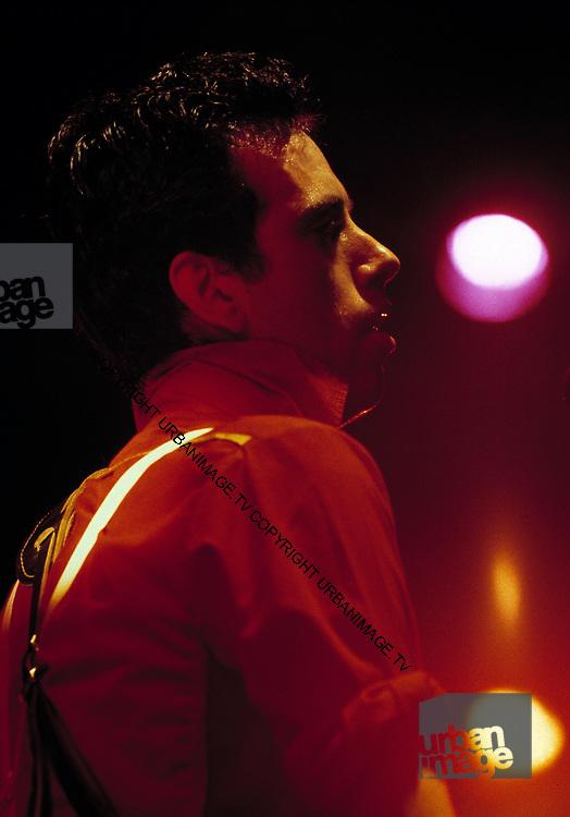 Mick Jones - The Clash in concert - Live