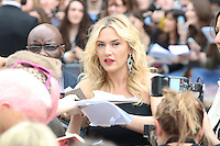 Kate Winslet, Divergent - European film premiere, Odeon Leicester Square, London UK, 30 March 2014, Photo by Richard Goldschmidt