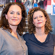 NLD/Rotterdam/20171102 - Kick off Luxor 100 jaar,  Maike Meijer en Margôt Ros