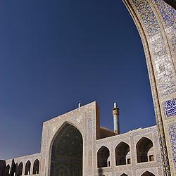 Iman´s mosque, Isfahan, Iran.