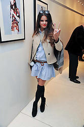 BIP LING at the Mother of Pearl Launch at The Other Criteria, 36 New Bond Street, London W1 on 12th April 2011.
