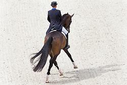 Steffen Peters, (USA), Legolas 92 - Grand Prix Team Competition Dressage - Alltech FEI World Equestrian Games™ 2014 - Normandy, France.<br /> © Hippo Foto Team - Leanjo de Koster<br /> 25/06/14