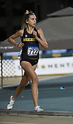 Jordyn Kleve (722) of Missouri runs in the women's 10,000m during the NCAA West Track & Field Preliminary, Thursday, May23, 2019, in Sacramento, Calif.