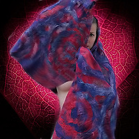 Photo Assignment Fashion / Felt Designer Wilhelmina Koning
