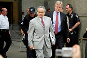 Lawyer Benjamin Brafman after his client, Dominique Strauss- Kahn pleaded not guilty. Former IMF chief Dominique Strauss-Kahn pleaded not guilty on Monday to charges he sexually assaulted a New York hotel maid in a case that cost him his job and a chance at the French presidency.