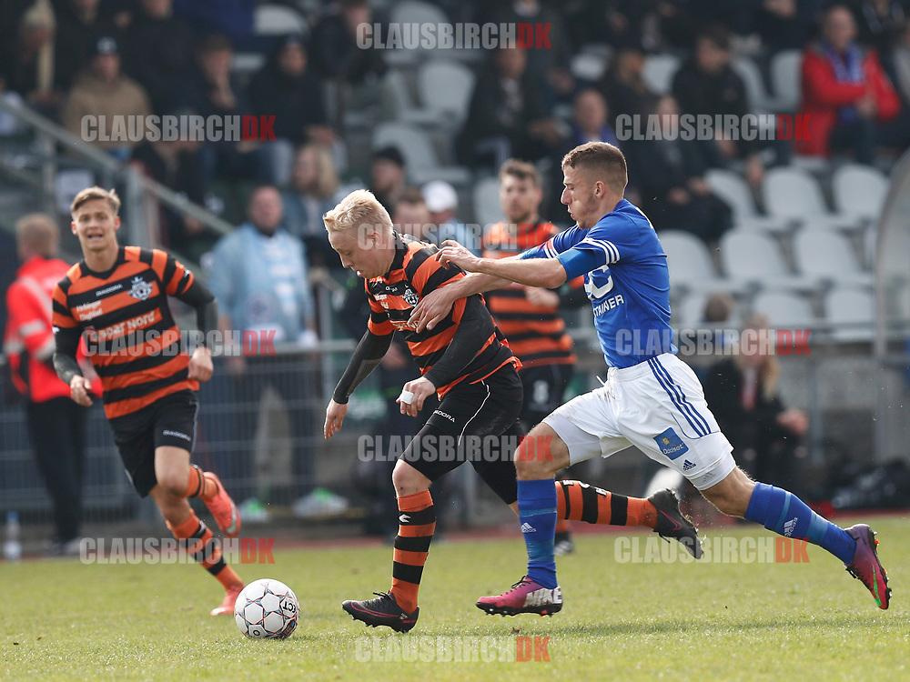 1. Division Fremad Amager vs FC Helsingør, 02-04-2017 | ClausBirchDK