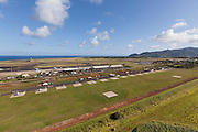 Kauai Airport, Lihue, Kauai, Hawaii