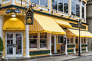 Brick Alley Pub and Restaurant, Newport, Rhode Island, USA.