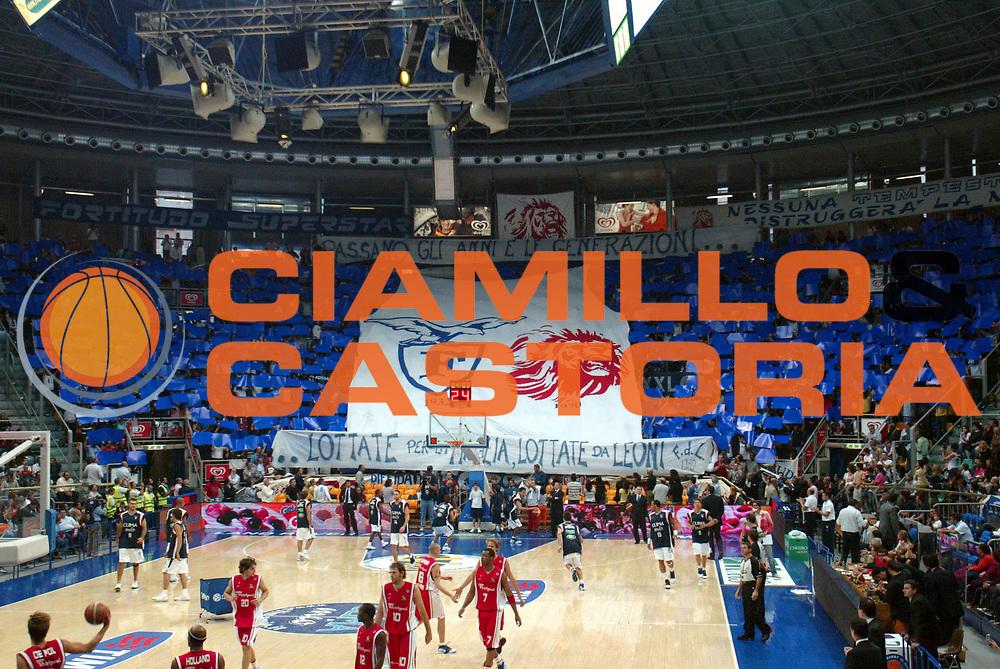 DESCRIZIONE : Bologna Campionato Lega A1 2006-2007 Climamio Fortitudo Bologna Whirpool Varese<br />GIOCATORE : Fossa<br />SQUADRA : Climamio Fortitudo Bologna<br />EVENTO : Campionato Lega A1 2006-2007Climamio Fortitudo Bologna Whirpool Varese<br />GARA : Climamio Fortitudo Bologna Whirpool Varese<br />DATA : 08/10/2006 <br />CATEGORIA : Tifosi<br />SPORT : Pallacanestro <br />AUTORE : Agenzia Ciamillo-Castoria/G.Livaldi<br />Galleria : Lega Basket A1 2006-2007<br />Fotonotizia : Bologna Campionato Lega A1 2006-2007 Climamio Fortitudo Bologna Whirpool Varese<br />Predefinita :