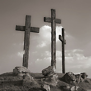 Three Crosses, Belfast, South Africa.