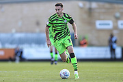 Forest Green Rovers Aaron Collins(10) runs forward during the EFL Sky Bet League 2 match between Forest Green Rovers and Mansfield Town at the New Lawn, Forest Green, United Kingdom on 19 October 2019.