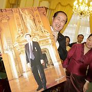 Honneur à S.E Soutsakhone Patthammavong