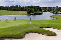 's Hertogenbosch - Hole 18 Golfbaan Haverleij. COPYRIGHT KOEN SUYK