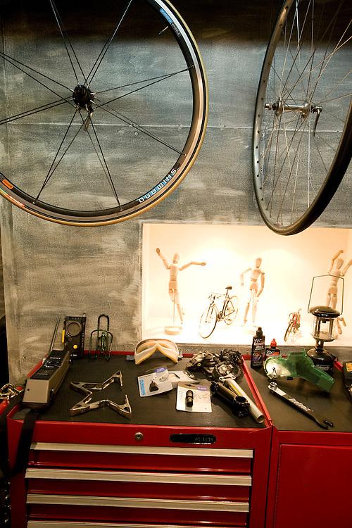 """Naka Megro shop """"pedaled"""""""