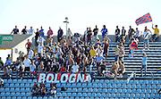 Udine, 02 Ottobre 2011.Campionato di calcio Serie A 2011/2012  6^ giornata..Udinese vs Bologna. Stadio Friuli..Nella foto: tifosi del Bologna..© foto di Simone Ferraro