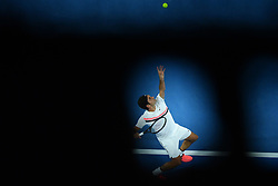 January 18, 2018 - Melbourne, AUSTRALIA - Roger Federer  (Credit Image: © Panoramic via ZUMA Press)