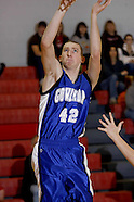 Basketball 2009 Boys Salamanca Varsity Tip Off Tournament Gowanda vs Catt-LV