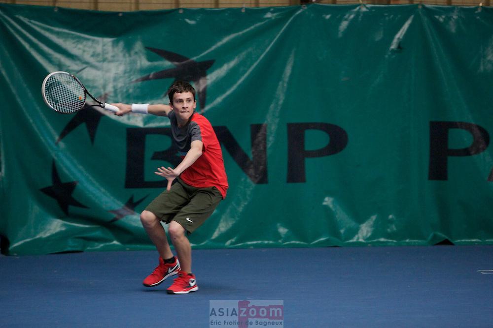 23 ème Open de Tennis BNP Paribas, Banque de Bretagne. Vannes, Morbihan