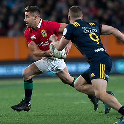 Rhys Webb, during game 4 of the British and Irish Lions 2017 Tour of New Zealand,The match between  Highlanders and British and Irish Lions, Forsyth Barr Stadium, Dunedin, Tuesday 13th June 2017<br /> (Photo by Kevin Booth Steve Haag Sports)<br /> <br /> Images for social media must have consent from Steve Haag