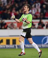Fussball Bundesliga 2011/12: VFB Stuttgart - SV Werder Bremen