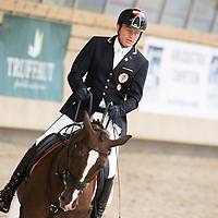 Grade Ib - Individual Competition - FEI European Para Dressage Championships 2015 - Deauville