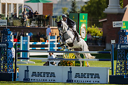 Kuipers Doron, NED, Charley<br /> Spruce Meadows Masters - Calgary 2019<br /> © Dirk Caremans<br />  04/09/2019