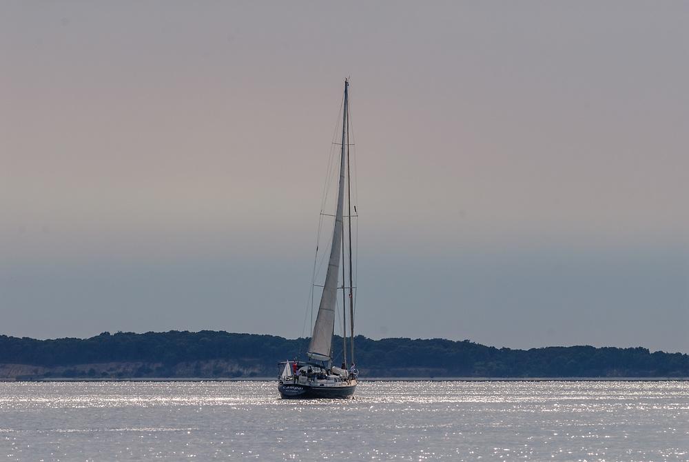 Sailboat, North Haven, NY