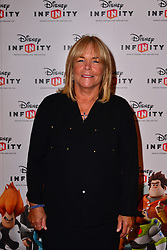 Launch of Disney's new Infinity video game.<br /> Linda Robson attends exclusive Toy Box  preview gaming event to launch Disney's new Infinity videogame Disney Infinity.  Disney Infinity is released nationwide 23rd August.  Millbank Tower<br /> London, United Kingdom<br /> Saturday, 20th July 2013<br /> Picture by Nils Jorgensen / i-Images