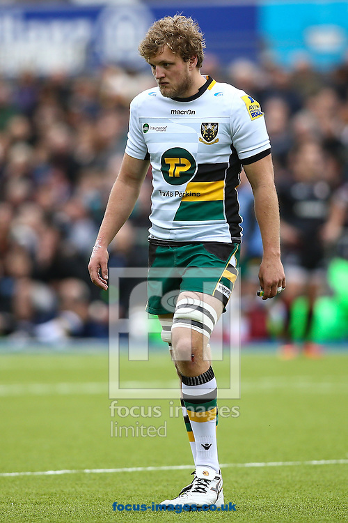 during the Aviva Premiership match at Allianz Park, London<br /> Picture by Andy Kearns/Focus Images Ltd 0781 864 4264<br /> 17/09/2016