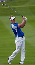 03.06.2010, Celtic Manor Resort and Golf Club, Newport, ENG, The Celtic Manor Wales Open 2010, im Bild Luke Donald (GBR) playing a shot. EXPA Pictures © 2010, PhotoCredit: EXPA/ M. Gunn / SPORTIDA PHOTO AGENCY